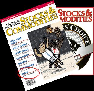image of Stocks and Commodities Magazine